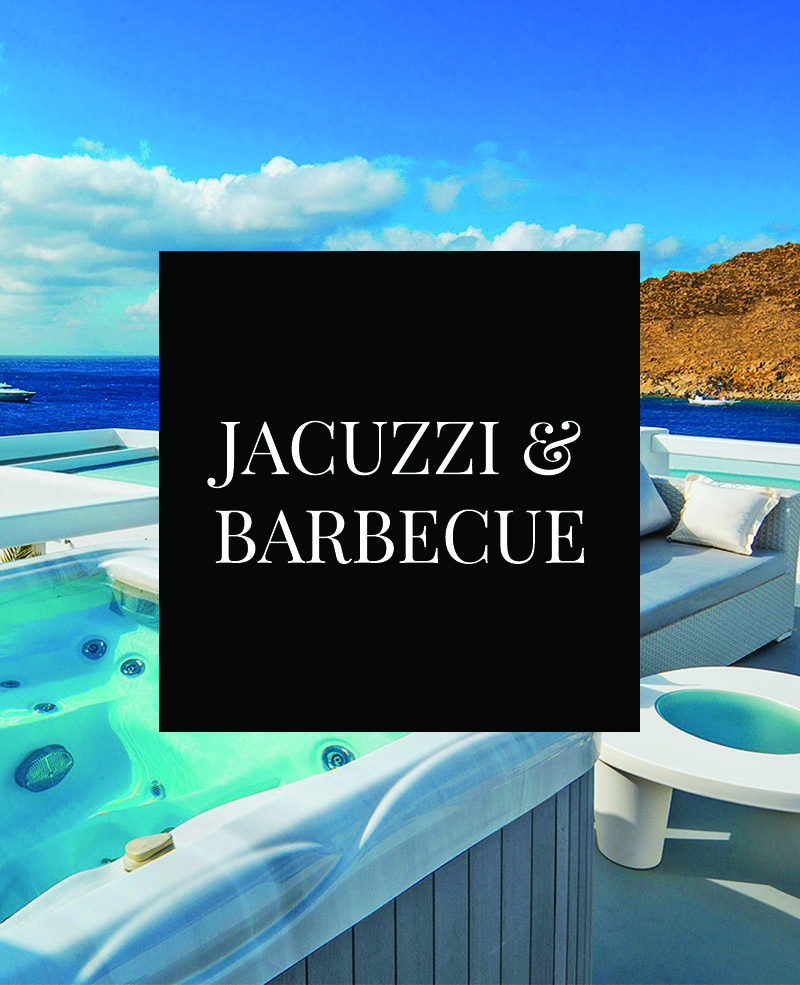 Jacuzzi & Barbecue
